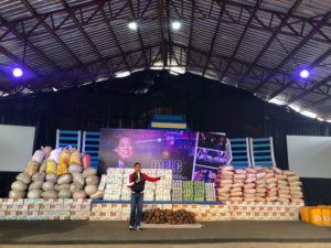 Passionate Young Partners of the InnerCity Mission Take A Stand Against World Hunger