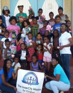THE INNERCITY MISSION SHINES THE LIGHT IN THE COUNTRY OF GUYANA, SOUTH AMERICA!