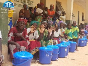 HOPE RELIEF MISSION IN TARABA